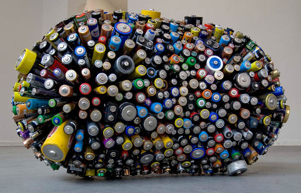 battery-sculpture