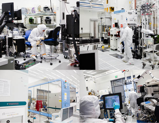 The Birth of a Chip: A Tour Through a State-of-the-Art Clean Room