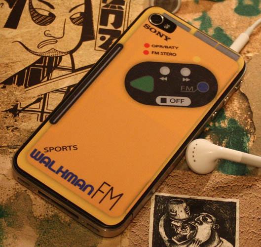 walkman-iPhone-decal