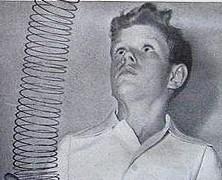 Slinky ad 1946