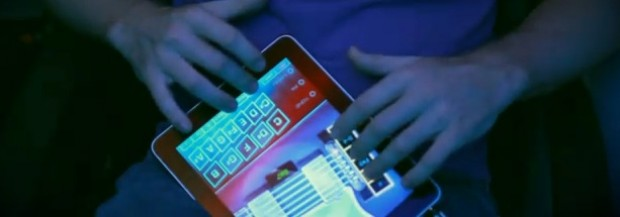 OMG, Is That a Guitar on Your iPad?