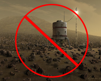 Space Colonization On Mars (page 2) - Pics about space