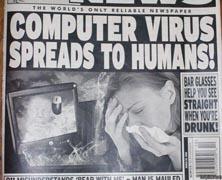 ComputerHumanVirus