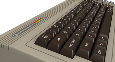 Revamped Commodore 64 Now On Sale