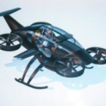 Hybrid Flying Car