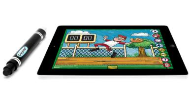 iPad Accessory for Kids – A $30 'Crayola Marker' Stylus