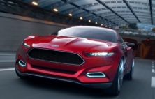 New Ford Evos Redefines the 'Smartcar' With Cloud Integration