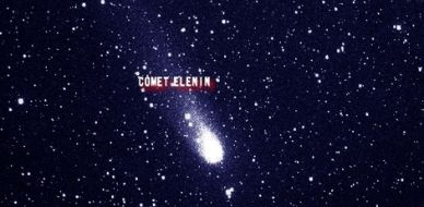'Doomsday' Comet Elenin Disintegrates, Won't Be Seen for 12,000 Years