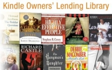 "Amazon Introduces ""Kindle Owners Lending Library"""