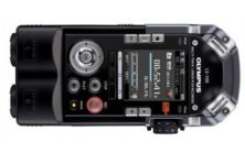 Olympus Reveals LS-100 Linear PCM Digital Recorder