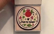 Bluetooth Fridge Magnet Orders Pizza With One Click