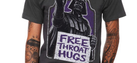 Darth Vader 'Free Throat Hugs' T-Shirt