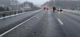 Mysterious LEGO Spill Shuts Down West Virginia Highway