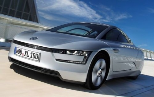 The VW XL1: Drive 261 Miles On One Gallon of Gas | Gearfuse