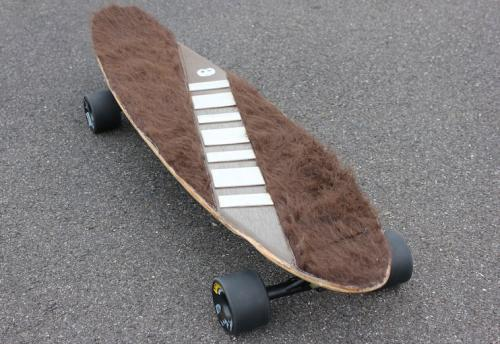 wookie-longboard
