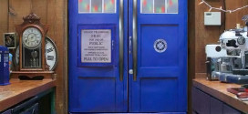 Doctor Who TARDIS Fridge Set
