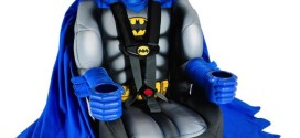 Batman Car Seat Wraps Your Toddler In The Dark Knight's Cape