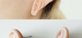 Double Ear Earrings Let Me Ignore You Twice As Much