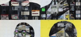 Floppy Disk Paintings