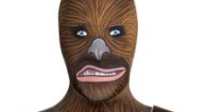 Hairless Chewbacca Costume Looks Like The Creepiest Wet Suit Ever