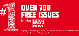 Marvel Giving Away Over 700 Free Comics
