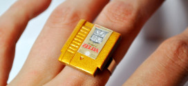 NES Cartridge Rings Are Impressively Accurate