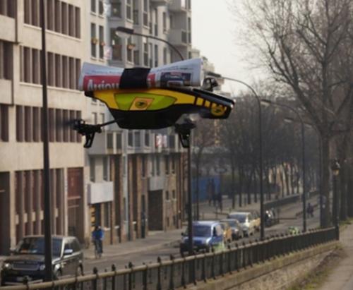 newspaper-drone