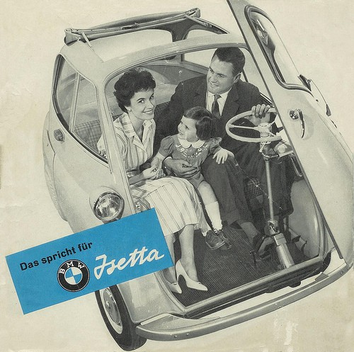 Isetta by BMW