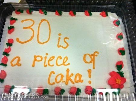 Caka Cake Wreck