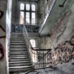 Incredibly Creepy Abandoned Building Photographs