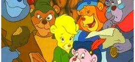Gummi Bears Cartoon