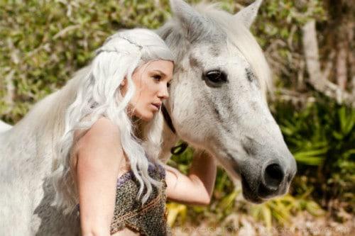 Khaleesi Cosplay