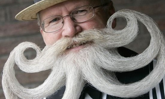 Facial Hair Designs That Wow
