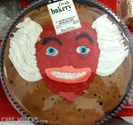 Cake Wrecks Meatloaf Baby