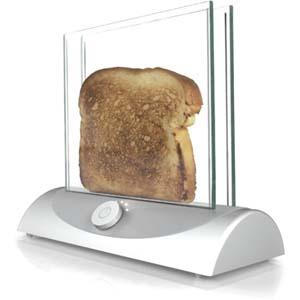 See Through Toaster
