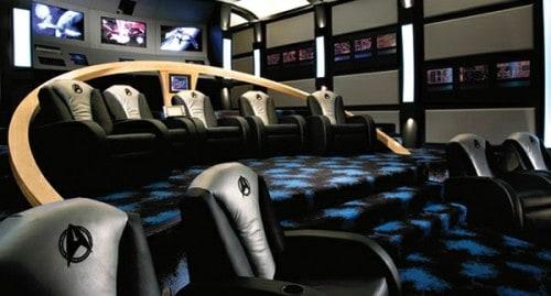 Star Trek Home Theater