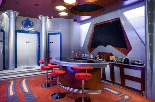Star Trek Home Theater Bar