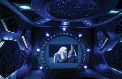 Stargate Movie Theater Dark