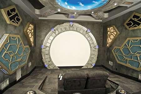 Stargate Movie Theater