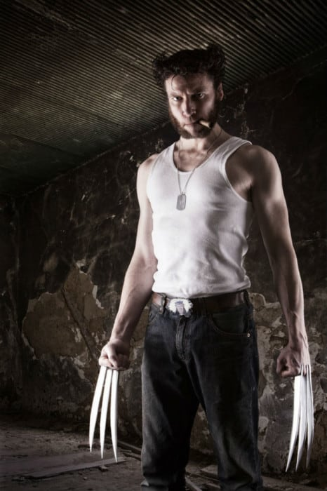 Wolverine Cosplay
