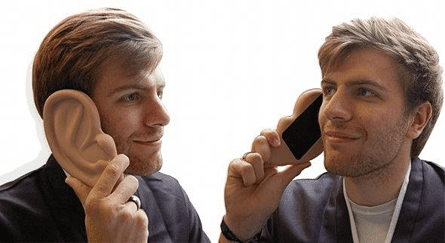 Big Ear Cell Phone Case