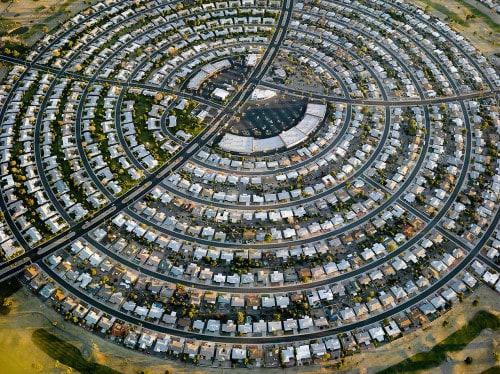 Cameron Davidson Circular Houses