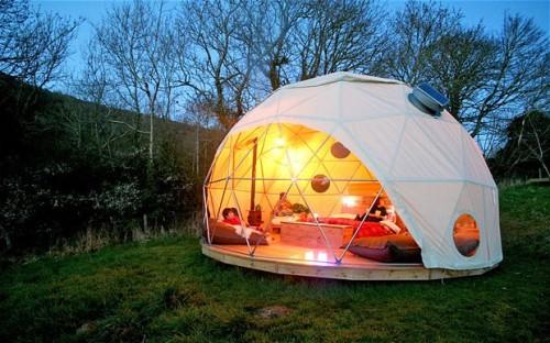 Cardigan Camping