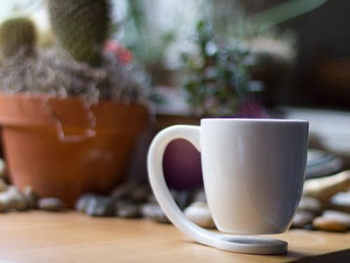 Coaster Coffee Mug