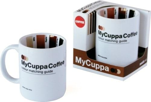 Color Coded Mug