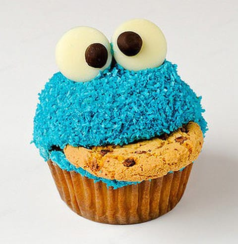 7 Awesome Cupcake Designs | Gearfuse