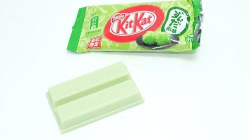 Edamame Soybean Kit Kat