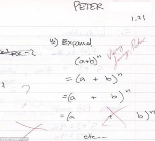 Expanding Equations