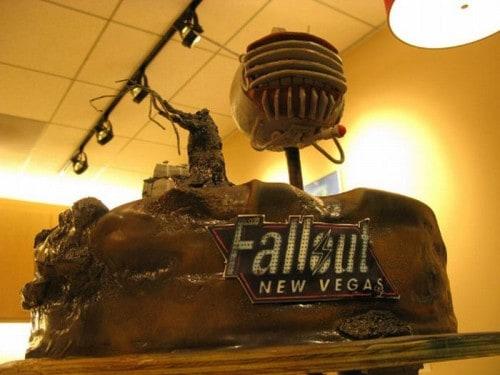Fallout New Vegas Cake