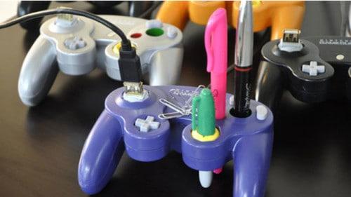 Gaming Pen Holder